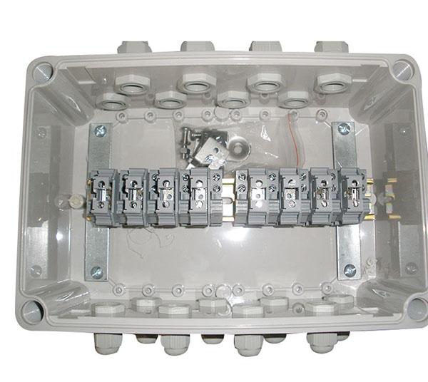 德米勒电气铸铝机箱1