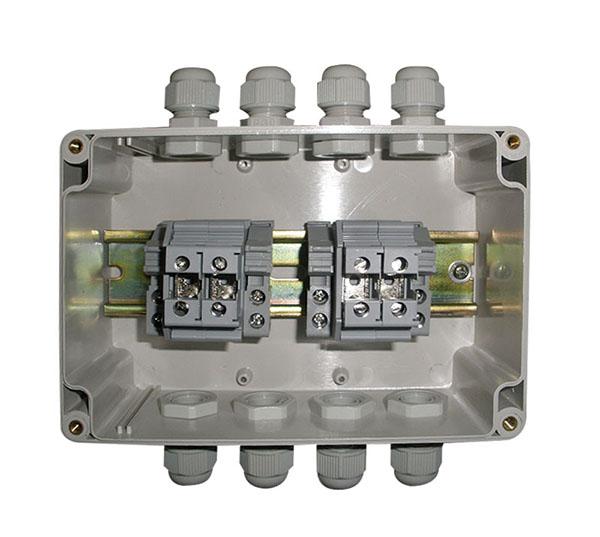 德米勒电气铸铝机箱2