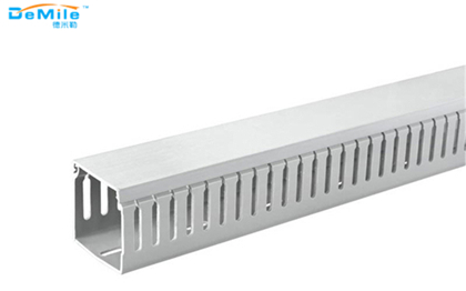 机柜机箱配电线槽_配电线槽
