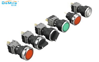 按钮指示灯_按钮灯(标准式、面板式、大操作面板式、金属按钮)
