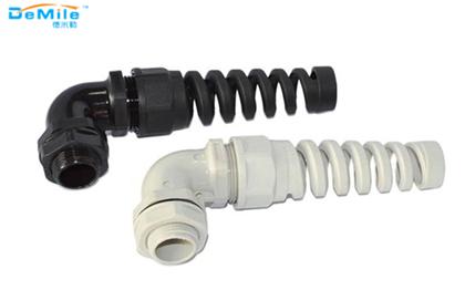 PG、MG型尼龙电缆固定头_耐扭式电缆接头_耐扭式(弯角)(直角)电缆固定头