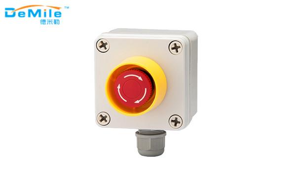 新品按钮盒_标准按钮盒_急停按钮盒_事故按钮盒_手持按钮盒