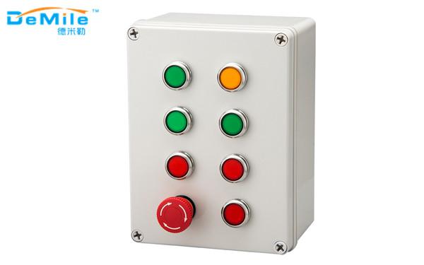 新品按钮盒_非标按钮盒_急停按钮盒_事故按钮盒_手持按钮盒