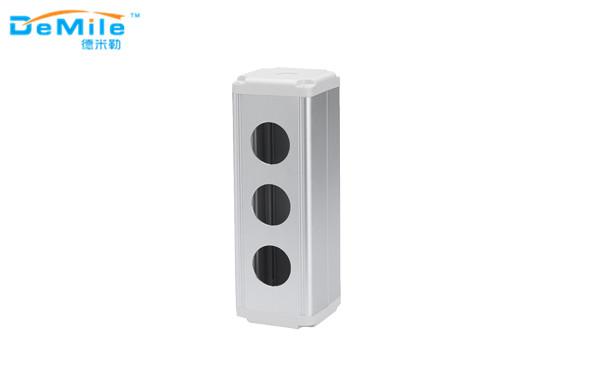 新品按钮盒_铝材质按钮盒_急停按钮盒_事故按钮盒_手持按钮盒
